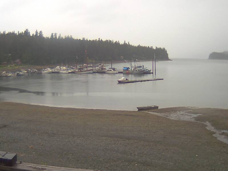 The Tee Harbor Web Cam! - Juneau, Alaska